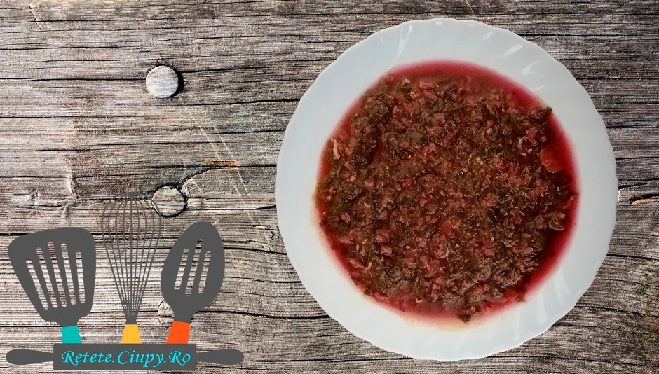 Ciorba de loboda - Retete Culinare